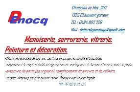 D.Enocq CHAUMONT GISTOUX